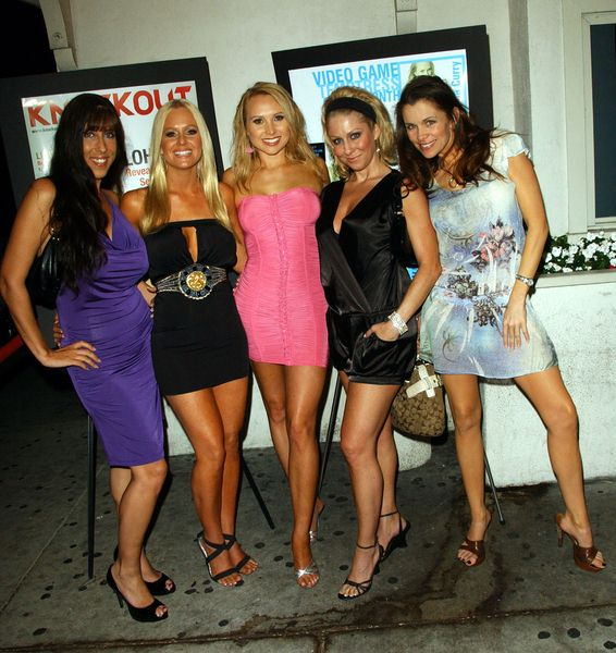 Celebration for the August Issue of Knockout Magazine at Holly's West, Santa Monica