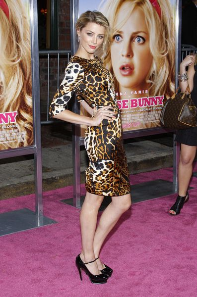 'The House Bunny' Los Angeles Premiere at Mann Village Theater, Westwood