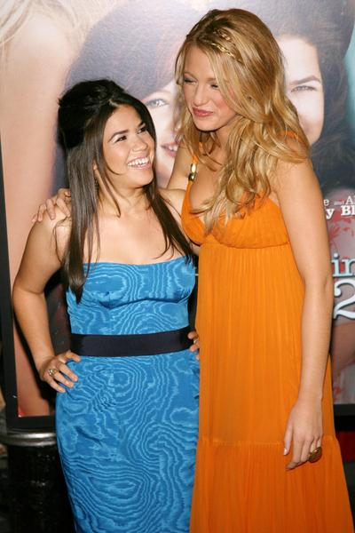 'The Sisterhood of the Traveling Pants 2' New York City Premiere at Ziegfeld Theatre