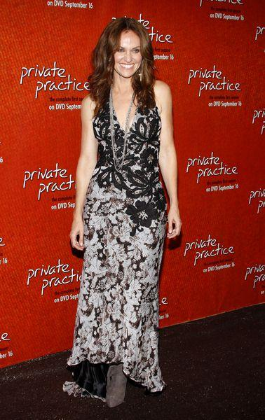 'Private Practice' Season One DVD Launch at Tropicana Bar, Hollywood