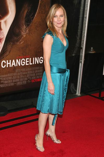 46th New York Film Festival - 'Changeling' Premiere at Ziegfeld Theater