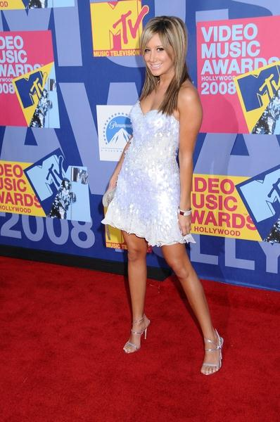 2008 MTV Video Music Awards - Arrivals at Paramount Pictures Studios, Los Angeles