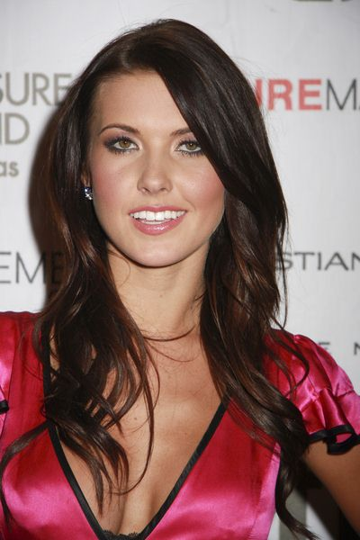 Audrina Patridge Hosts an Evening at Christian Audigier The Nightclub at the Treasure Island Hotel and Casino