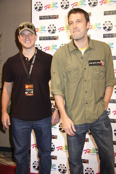 2nd Annual 'Ante Up For Africa' Celebrity Poker Tournament at 2008 World Series of Poker