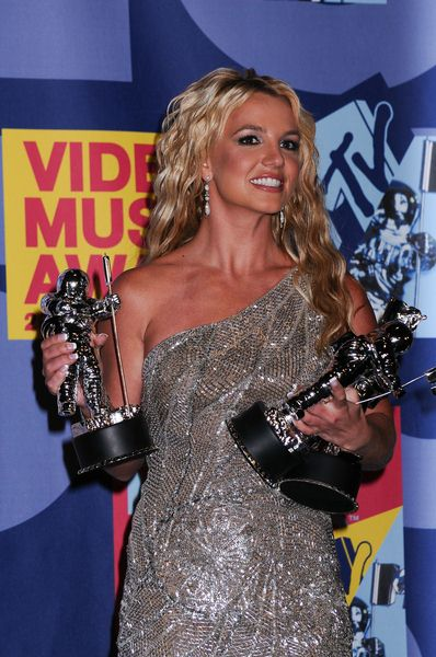 2008 MTV Video Music Awards - Press Room at Paramount Pictures Studios, Los Angeles