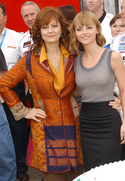 Cast of 'Speed Racer' Appear at 2008 Toyota Grand Prix of Long Beach