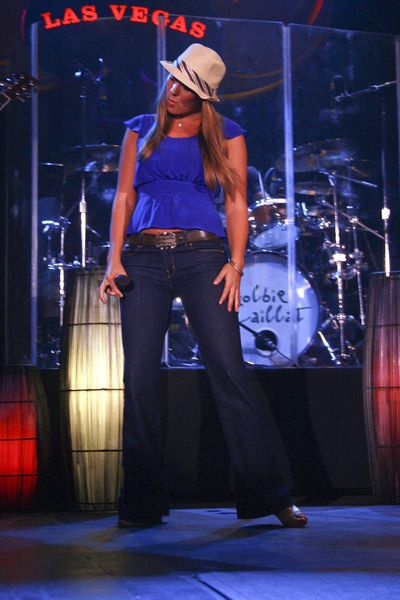 Colbie Caillat Performance at The Joint at the Hard Rock Hotel and Casino, Las Vegas