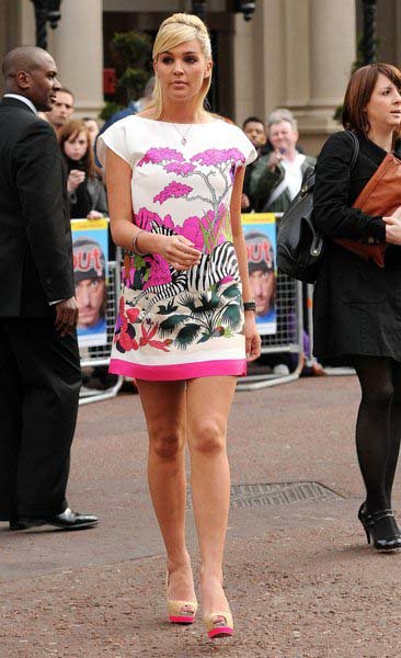 'Three and Out' London Premiere - Red Carpet Arrivals