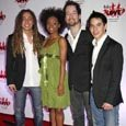 American Idol Final Four Contestants Attend The Beatles 'Love' by Cirque Du Soleil
