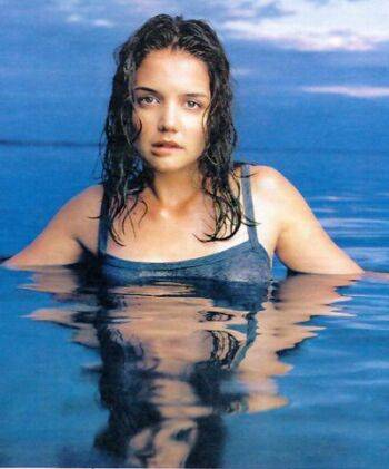 Katie Holmes Picture on Katie Holmes Pictures  Photos  Picture Gallery  Hot Pics  Katie Holmes