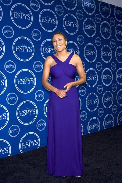 Robin Roberts at 16th Annual ESPYs - Press Room at Nokia Theatre L.A. Live, Los Angeles, CA USA
