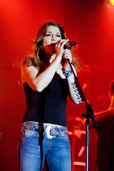 Gretchen Wilson at 18th Annual Chicago Country Music Festival Day 1 at Soldier Field Parkland, Americana State, Chicago, IL, USA