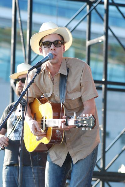 Justin Townes Earle at 18th Annual Chicago Country Music Festival Day 1 at Soldier Field Parkland, Americana State, Chicago, IL, USA