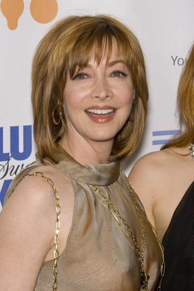 Sharon Lawrence at 19th Annual GLAAD Media Awards - Red Carpet at Kodak Theatre, Hollywood, CA USA