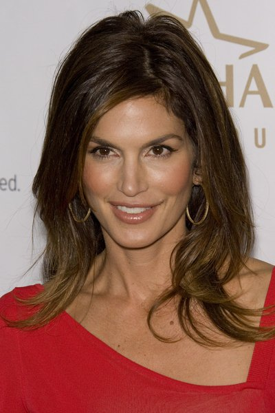 Cindy Crawford at 19th Annual GLAAD Media Awards - Red Carpet at Kodak Theatre, Hollywood, CA USA
