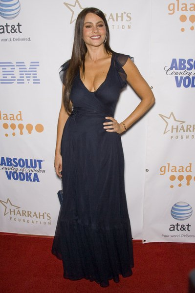 Sophia Vergara at 19th Annual GLAAD Media Awards - Red Carpet at Kodak Theatre, Hollywood, CA USA
