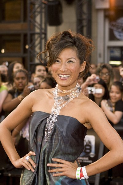 Tanya Kim (Co-Host of ETalk) at The 19th Annual MuchMusic Video Awards at The Chum/City Building, Toronto Canada