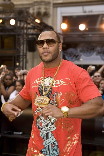 Rapper Flo Rida at The 19th Annual MuchMusic Video Awards at The Chum/City Building, Toronto Canada