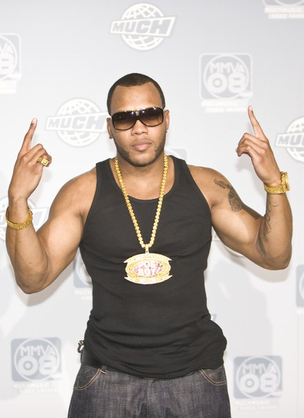 Flo Rida at The 19th Annual MuchMusic Video Awards at The Chum/City Building, Toronto Canada