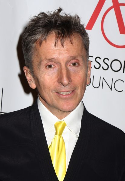 Simon Doonan at 2008 Ace Awards Presented by the Accessories Council - Red Carpet at Cipriani 42nd Street, New York City, NY, USA