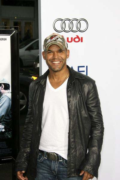 Amaury Nolasco at 2008 AFI FEST Los Angeles Premiere of 'Che' at Grauman's Chinese Theater, Hollywood, CA, USA