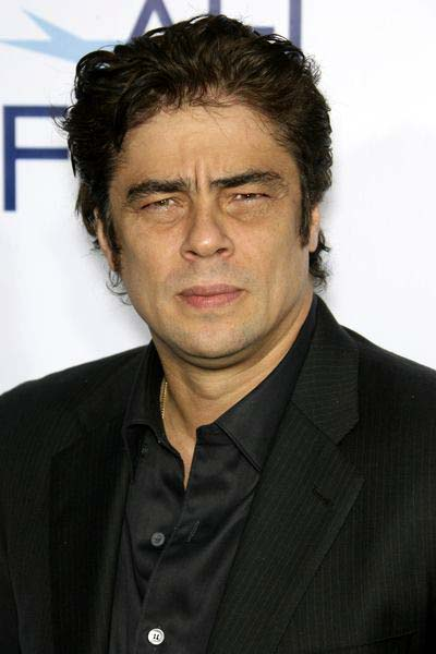 Benicio Del Toro at 2008 AFI FEST Los Angeles Premiere of 'Che' at Grauman's Chinese Theater, Hollywood, CA, USA