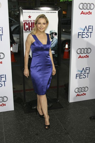 Elle Travis at 2008 AFI FEST Los Angeles Premiere of 'Che' at Grauman's Chinese Theater, Hollywood, CA, USA