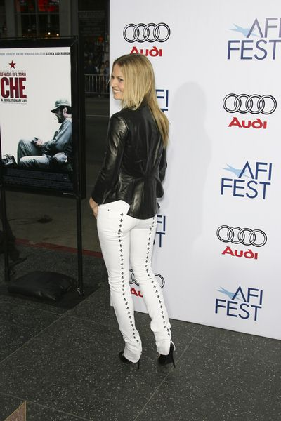 Jennifer Morrison at 2008 AFI FEST Los Angeles Premiere of 'Che' at Grauman's Chinese Theater, Hollywood, CA, USA