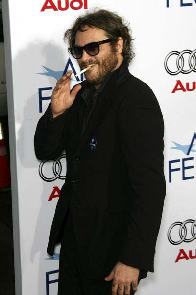 Joaquin Phoenix at 2008 AFI FEST Los Angeles Premiere of 'Che' at Grauman's Chinese Theater, Hollywood, CA, USA