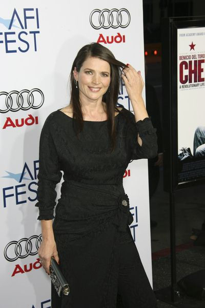 Julia Ormond at 2008 AFI FEST Los Angeles Premiere of 'Che' at Grauman's Chinese Theater, Hollywood, CA, USA