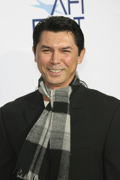 Lou Diamond Phillips at 2008 AFI FEST Los Angeles Premiere of 'Che' at Grauman's Chinese Theater, Hollywood, CA, USA