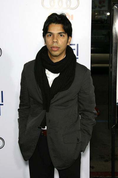 Octavio Gomez Berrios at 2008 AFI FEST Los Angeles Premiere of 'Che' at Grauman's Chinese Theater, Hollywood, CA, USA