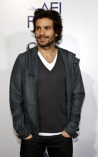 Santiago Cabrera at 2008 AFI FEST Los Angeles Premiere of 'Che' at Grauman's Chinese Theater, Hollywood, CA, USA