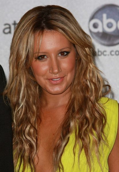 Ashley Tisdale at 2008 ALMA Awards - Press Room at Pasadena Civic Center, Pasadena, CA, USA