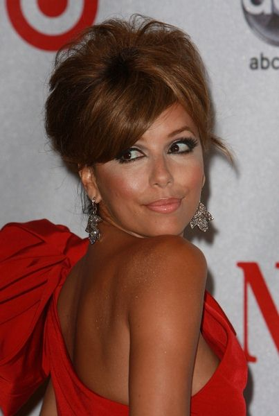 Eva Longoria Parker at 2008 ALMA Awards - Press Room at Pasadena Civic Center, Pasadena, CA, USA