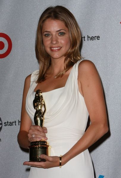 Julie Gonzalo at 2008 ALMA Awards - Press Room at Pasadena Civic Center, Pasadena, CA, USA