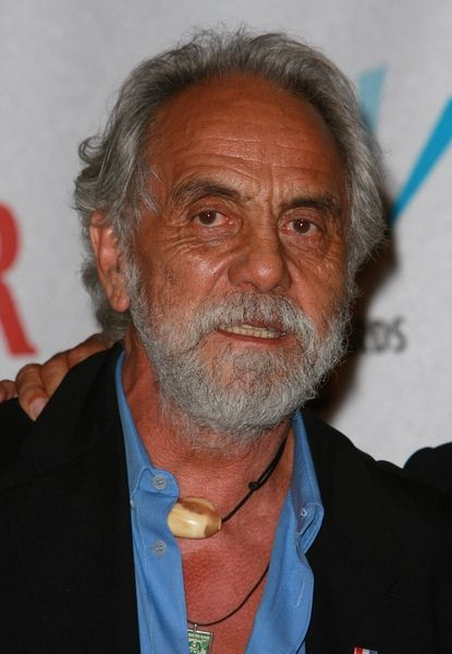 Tommy Chong at 2008 ALMA Awards - Press Room at Pasadena Civic Center, Pasadena, CA, USA
