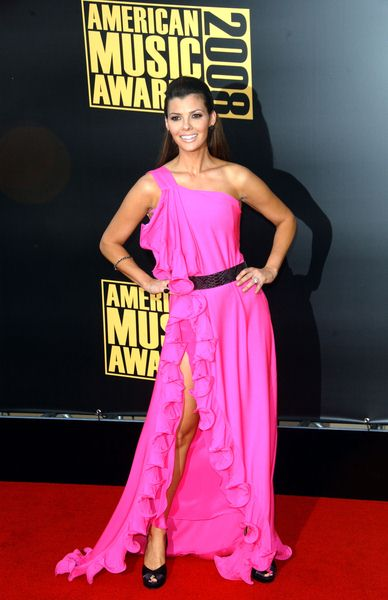 Ali Landry at 2008 American Music Awards - Arrivals at Nokia Theater, Los Angeles, CA. USA