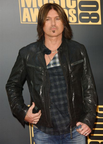 Bill Ray Cyrus at 2008 American Music Awards - Arrivals at Nokia Theater, Los Angeles, CA. USA