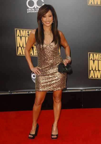 Carrie Ann Inaba at 2008 American Music Awards - Arrivals at Nokia Theater, Los Angeles, CA. USA