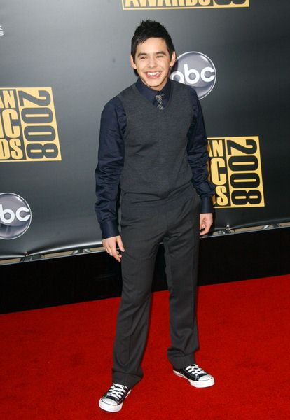 David Archuleta at 2008 American Music Awards - Arrivals at Nokia Theater, Los Angeles, CA. USA