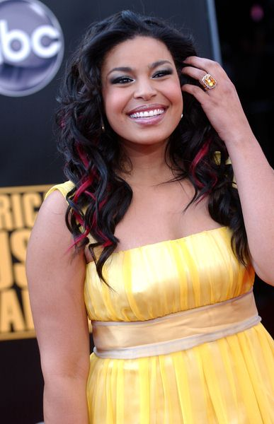 Jordin Sparks at 2008 American Music Awards - Arrivals at Nokia Theater, Los Angeles, CA. USA