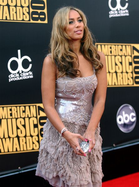 Leona Lewis at 2008 American Music Awards - Arrivals at Nokia Theater, Los Angeles, CA. USA