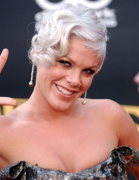 Pink at 2008 American Music Awards - Arrivals at Nokia Theater, Los Angeles, CA. USA