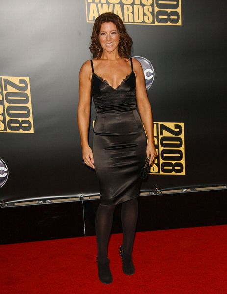 Sarah McLachlan at 2008 American Music Awards - Arrivals at Nokia Theater, Los Angeles, CA. USA