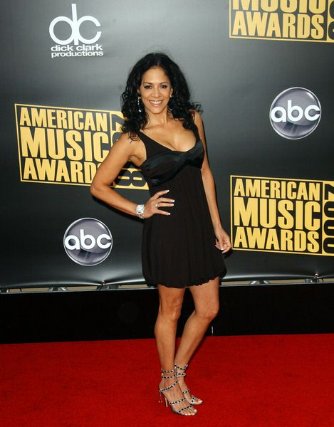 Sheila E at 2008 American Music Awards - Arrivals at Nokia Theater, Los Angeles, CA. USA