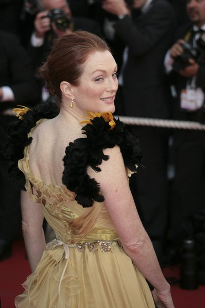 Julianne Moore at 2008 Cannes Film Festival - Marche Rouge and 'Blindness' Photocall - Palais de Festival, Cannes, France