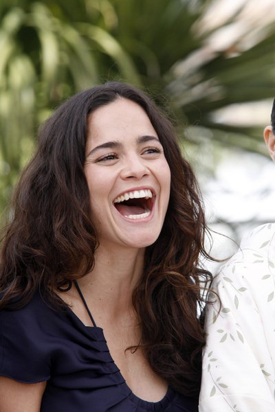 Alice Braga at 2008 Cannes Film Festival - Marche Rouge and 'Blindness' Photocall - Palais de Festival, Cannes, France
