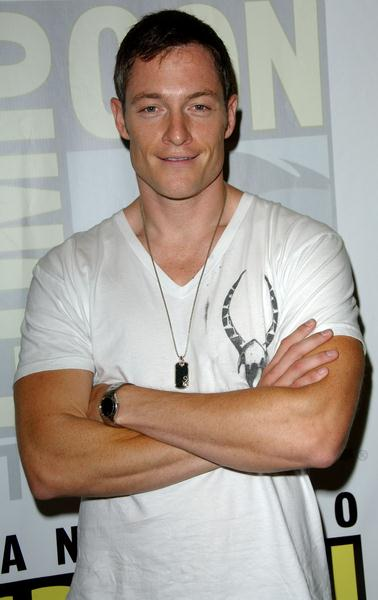 Tahmoh Penikett at 2008 Comic Con International Day Three at San Diego Convention Center, San Diego, CA. USA