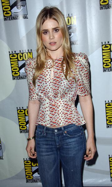 Alison Lohman at 2008 Comic Con International Day Three at San Diego Convention Center, San Diego, CA. USA